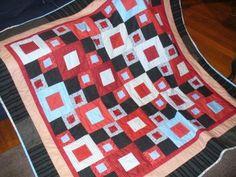 allconsuming: craft: A wedding quilt