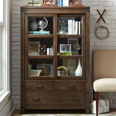 Birch Lane Ayer Bookcase - Wayfair