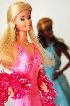 Superstar Barbie & Superstar Christie