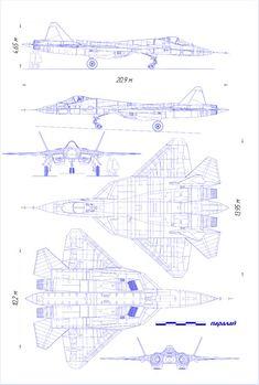 Sukhoi PAK-FA T-50