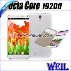 Star W9208 I9200 MTK6592 Octa Core 6.3 inch IPS Screen 13.0MP Camera 2GB RAM 16GB ROM Dual Sim 3G GPS OTG Android Phones GA1053