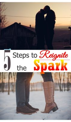 5 Steps to Reignite the Spark