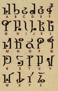 Hyrulian Alphabet. Le langage Hylian est la principale langue qui est utilisée tout au long de la série Legend of Zelda .