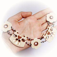 Natur Bridge Necklace Necklaces, Bracelets, Bridge, Jewelry, Fashion, Bangles, Jewellery Making, Moda