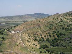 https://flic.kr/p/obLnmh   Avital Mountain Reserve im Hintergrund Windkraftwerk von Israel