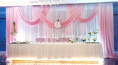 Wedding Decoration Backdrops | Romantic Decoration