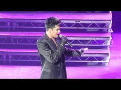 Queen & Adam Lambert - HD - I Want to Break Free - Hammersmith Apollo UK...