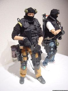Airsoft, Gi Joe, The Division Gear, M4 Carbine, Eddie Guerrero, Ancient Armor, Military Action Figures, Green Beret, Navy Seals