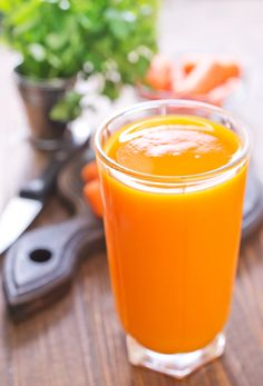 Looking for a delicious way to slim down? This Banana, Carrot, and Orange Smoothie with a bit of Spinach and seeds enhances your way to losing weight.  It contains essential nutrients that are linked to enhanced metabolism such as B-complex, L-carnitine, iron and coenzyme Q10. Here is what you will get in one serving of ...
