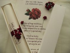 This year send a beautifully gift boxed Valentines Day gift of words designed to melt the heart.  A Valentine's Day gift of words; a letter straight from your heart to theirs simply but beautifully packaged. Or Maybe you're a secret admirer? Witness the thrill a Valentine's Day gift of words will bring not only to them but to you as you watch them read your carefully chosen words to say…please be my Valentine!