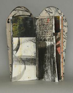 The Daily Muse: Laura Wait, Mixed Media and Book Artist Curated by Elusive Muse http://elusivemu.se/laura-wait/ © 2015 Laura Wait, All Rights Reserved