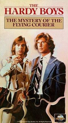 The Hardy Boys/Nancy Drew Mysteries (1977) Poster
