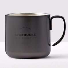 Travel Mug Nib $25 Retail The Black Series Stainless Steel Heated 14oz Vehicle Electronics & Gps Consumer Electronics
