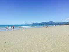 Amazing Four Mile Beach at Port Douglas