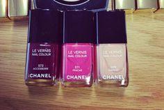 Smalti Chanel primavera 2013. Fracas, Emprise e Accessoire e la novità dov'è?