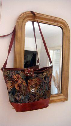 Bagheera le sac bandoulière avec lequel vous ne ferez pas tapisserie