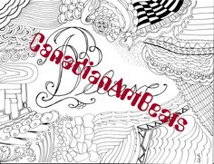 Coloring Page Downloadable Printable Inspirational Believe Sign Art by CanadianArtBeats on Etsy
