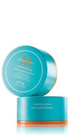 Moroccanoil® Hair Molding Cream   Moroccanoil. This cream is light and perfect for creating piece-y looks!