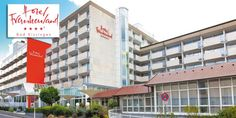 Zentral, aber ruhig: Hotel Frankenland in Bad Kissingen
