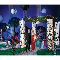 Top 10 Prom Themes Dance Party Decorationsprom