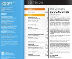 """En la semana del Día de Internet es lanzado el número 11 de la revista digital """"Aprender para Educar con Tecnología"""" del UTN-INSPT, revista en la que colab"""