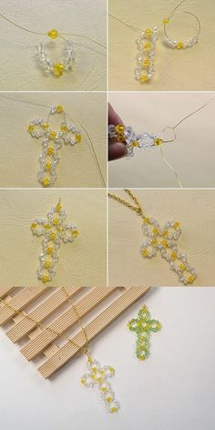 How do you think of this beads pendant necklace? LC.Pandahall.com will release the tutorial soon.