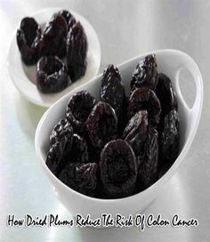 How Dried Plums Reduce the Risk of colon Cancer
