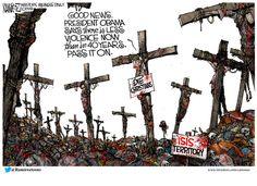Michael+Ramirez+Cartoon+04/24/2015+-+Americans+on+a+crucfix
