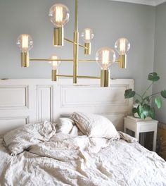 Evelina Hinds | Lampa Capital Bedroom Lamps, Pendant Lamp, Lighting Design, Interior Inspiration, Wall Lights, Indoor, Sconces, Loft, Living Room