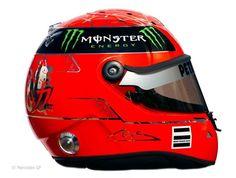 F1 Helmut