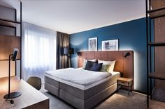 Hotel Domizil by DIA – Dittel Architekten, Tübingen – Germany , http://www.interiordesign-world.com/hotel-domizil-by-dia-dittel-architekten-tubingen-germany/