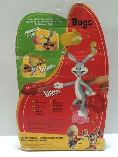 (TAS031616) - Mattel Looney Tunes Bugs Bunny Figure
