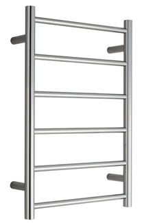 Warmup Electric Heated Towel Rail Stainless Steel Narrow No Liquid x - LH Cord Electric Towel Rail, Heated Towel Rail, Shoe Rack, Bookcase, Sweet Home, Wall, House, Stainless Steel, Healthy Smoothies