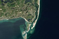 Coastline Change:June 12, 1984
