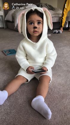 the cutest bunny 🐰😍💕