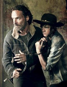 Rick and Carl Season 4