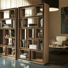 Bibliothèque First de chez Porada