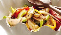Hähnchenbrust ist nicht nur fettarm, sondern auch noch reich an qualitativ hochwertigem, tierischen Eiweiß. Das wird Ihren Muskeln schmecken