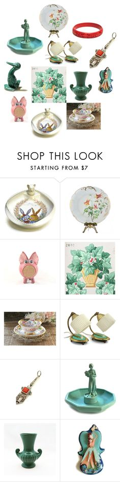 """Thursday's Feature Picks"" by patack ❤ liked on Polyvore featuring interior, interiors, interior design, home, home decor, interior decorating and vintage"