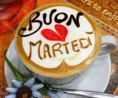 Buon Martedì #martedi