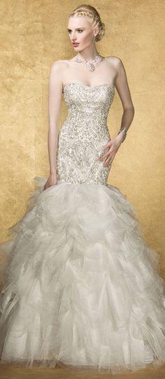Yumi Katsura Bridal Couture #wedding #weddingdream123