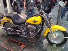 Harley-Davidson Motorcycle. #NYMotorcycleShows #Bikes #Cruisers #Motorcycles
