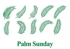 Free Palm Sunday Vector Palm Sunday, Holy Week, Art Images, Vector Art, Holi, Clip Art, Illustration, Artist, Free