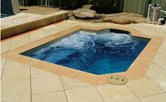 Plunge Pools Amp Spools
