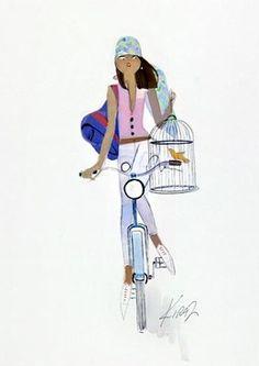 les Parisiennes de Kiraz http://www.youtube.com/watch?v=gYNOrpmBT_0