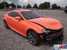 eBay: 2015 Lexus RC 2015 RC350 -74 Auto- Salvage Repairable, export, wholesale, FSport #carparts #carrepair usdeals.rssdata.net