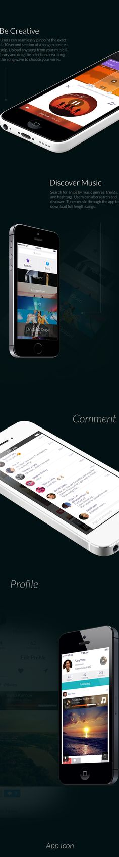 Snippit iOS App