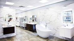 Contemporary Bathroom Vanities Modern Shower Heads And Bathroom - Bathroom showroom fort lauderdale
