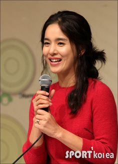 Playful Kiss Mom_press conference_Jung Hye Young1