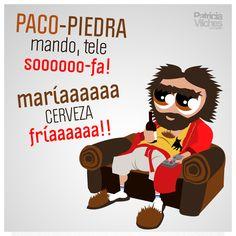 Ilustración Los Paco-Piedra -1